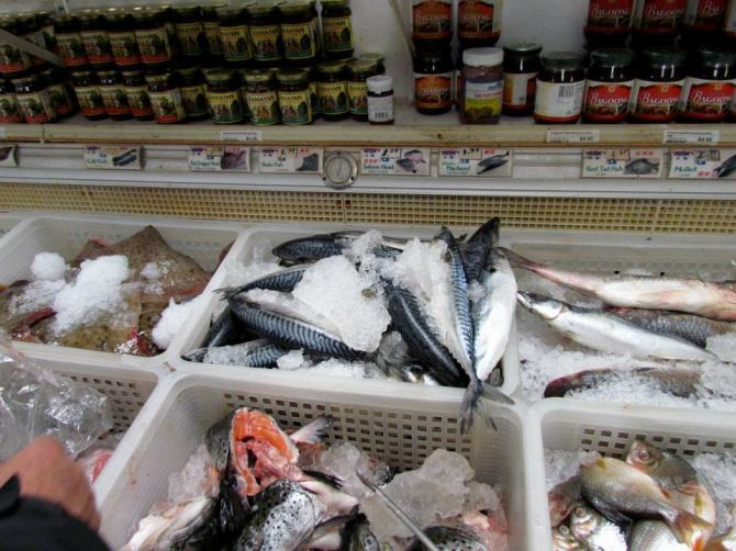 Vietnamese market on Argyle, Chicago, IL Summer, 2011.
