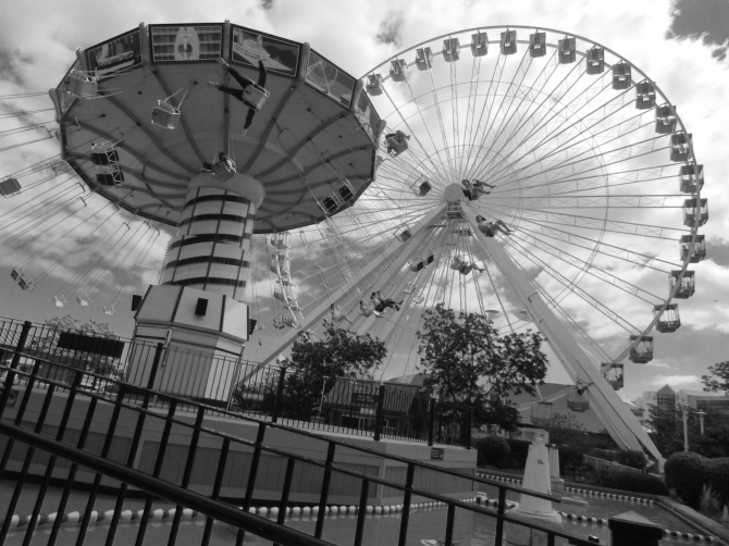 Navy Pier, Chicago, IL. July 29, 2013