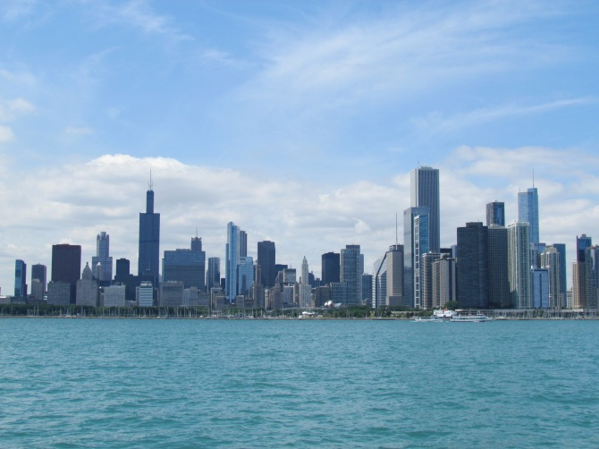Chicago from the Lake.